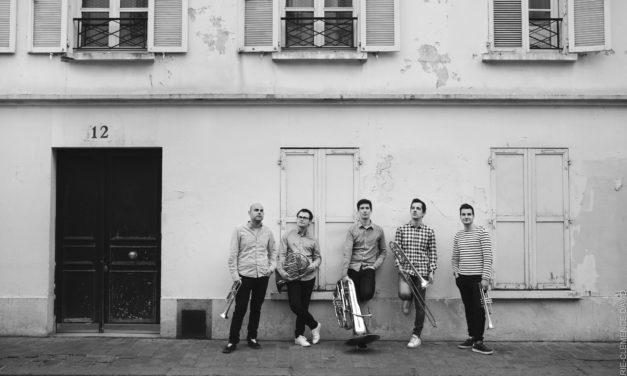 > SA 8 FÉVRIER 2020, Local Brass Quintet