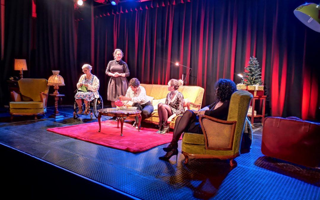 > SA 4 AVRIL 2020, Festival Drama'tics