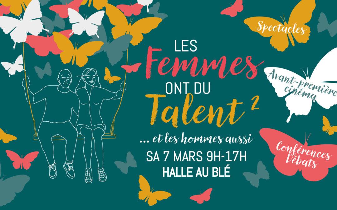 > SA 7 MARS 2020, Les Femmes ont du Talent 2
