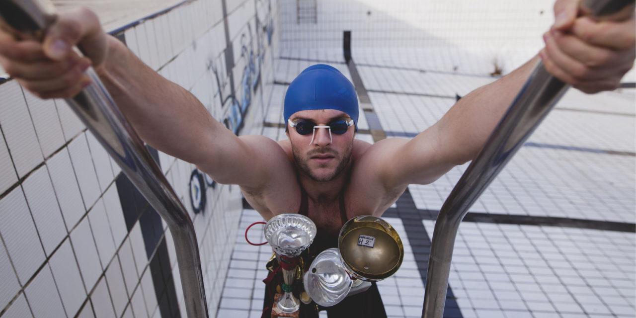 > VE 25 SEPT : 100 mètres papillon : récit d'un nageur